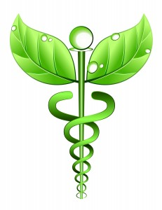 סמל לרפואה טבעית