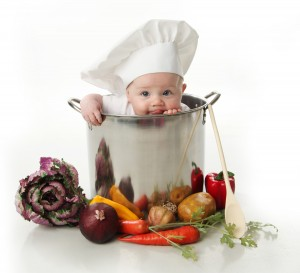 תזונה נכונה לילד