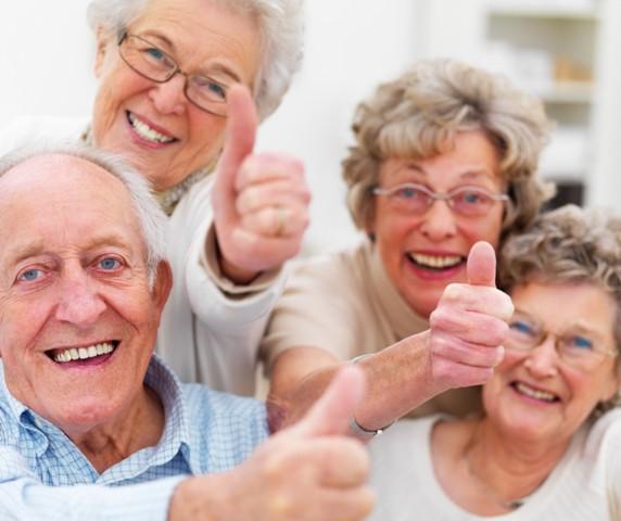 אנחנו בעד דיאטה למניעת הדזקנות