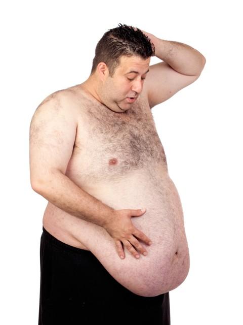 גברים הגיע הזמן לדיאטה
